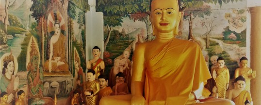 Pchum Ben – Ancestors' Day in Cambodia