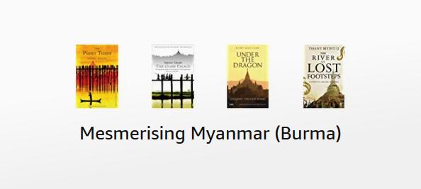 Mesmerising Myanmar (Burma)
