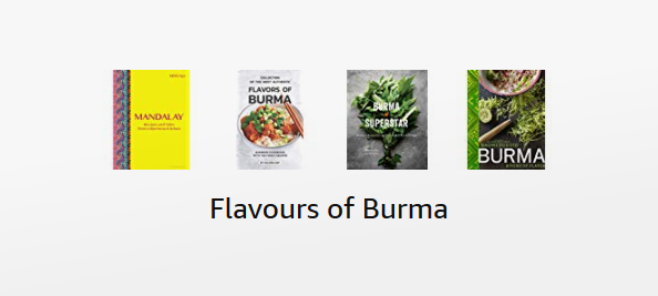Flavours of Burma
