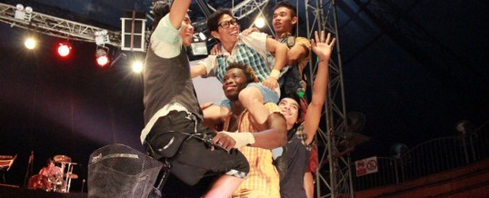 Joining the Cambodian Circus – a social enterprise in Siem Reap