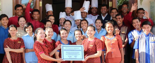 Celebrating World Responsible Tourism Day in Siem Reap